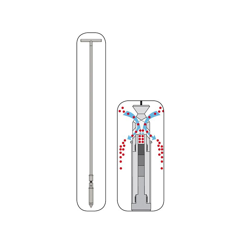 Coffret complet PharmaPicker - Bürkle