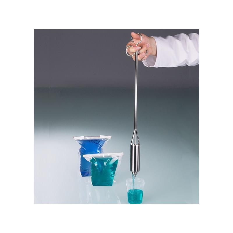 Collecteur de liquide 540 mm - Bürkle