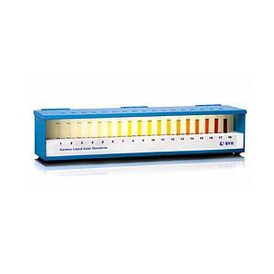 Colorimétrie : comparateur de standards de couleur liquides CL-6727 - Byk Gardner