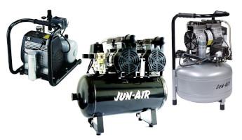 Compresseurs d'air sans huile Jun-Air