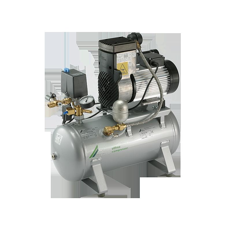 Compresseur sans huile - HA-200A - DÜRR TECHNIK