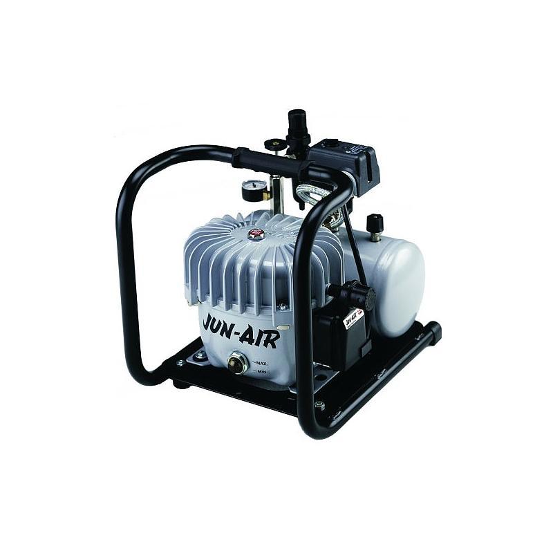Compresseur silencieux lubrifié - 3-4 - JUN-AIR