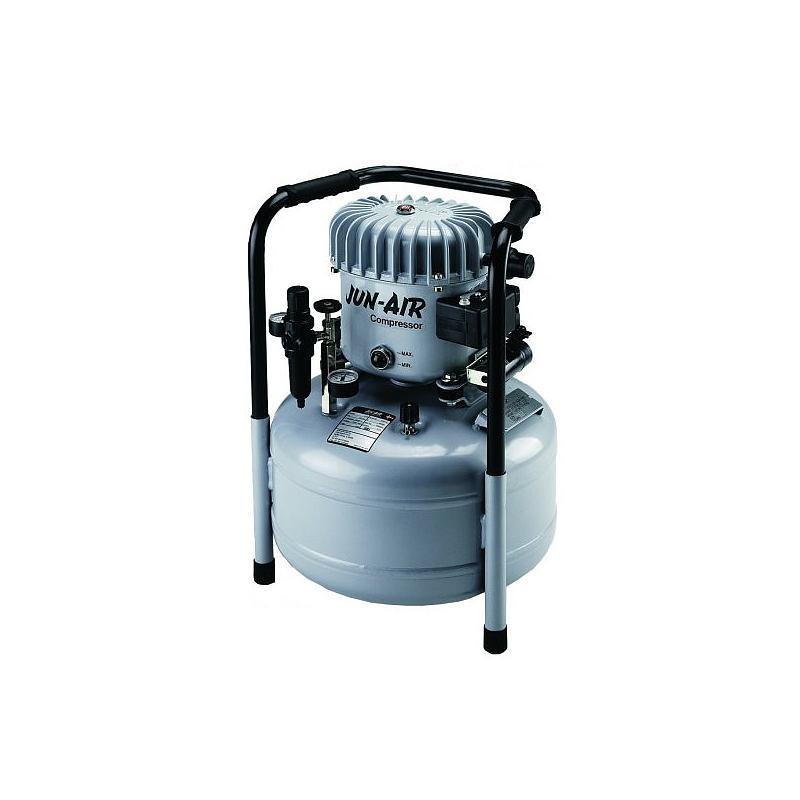 Compresseur silencieux lubrifié - 6-25 - JUN-AIR