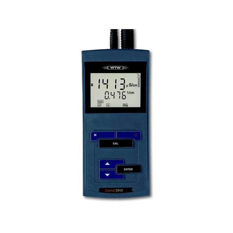 Conductimètre portable Cond 3110 SET 1 avec TetraCon 325 - WTW