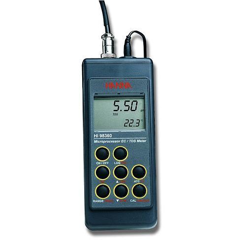 Conductimètre portable HI 98360 - HANNA