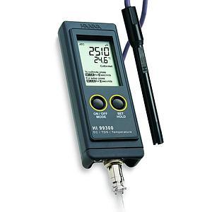 Conductimètre portable HI 99300 - Hanna