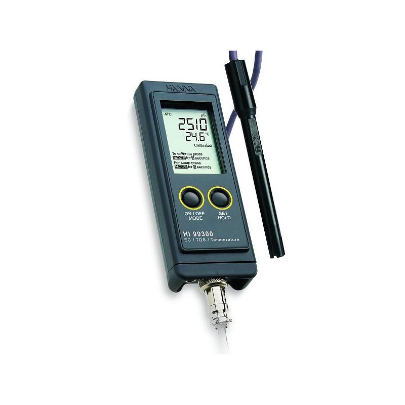Conductimètre portable HI 99301 - Hanna