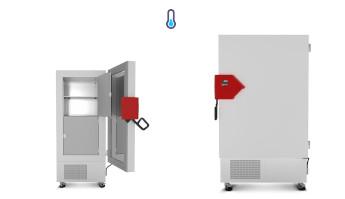 congelateur -80°C Binder