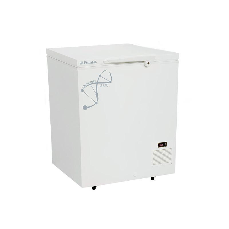 Congélateur de laboratoire basse température -80°C ELCOLD LAB 11 - Type coffre