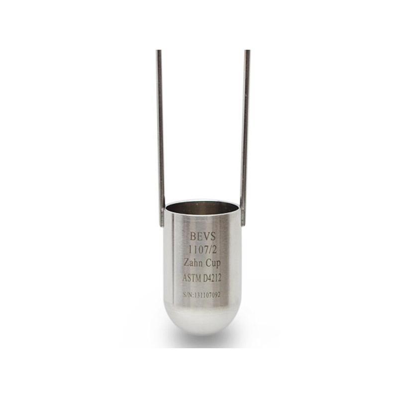 Coupe de viscosité à immersion type Zahn - 100-800 centistokes
