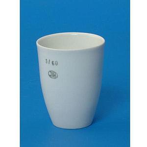 Creuset porcelaine forme haute - Ø 45 mm - Hauteur 56 mm - Capacité 50 ml - Lot de 5