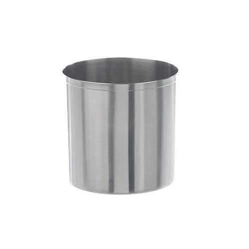 Cristallisoir inox - forme haute - 125 ml