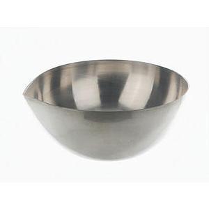 Cristallisoir nickel - fond rond - 100 ml