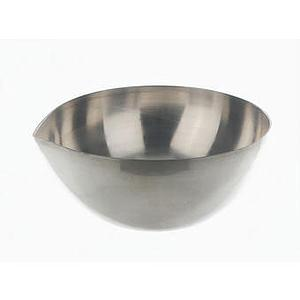 Cristallisoir nickel - fond rond - 250 ml
