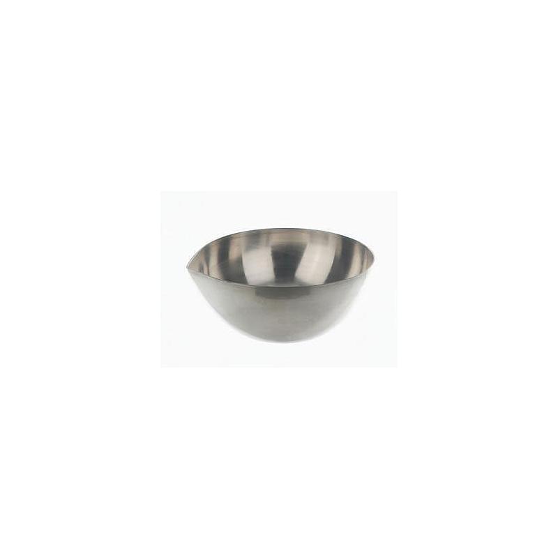 Cristallisoir nickel - fond rond - 50 ml