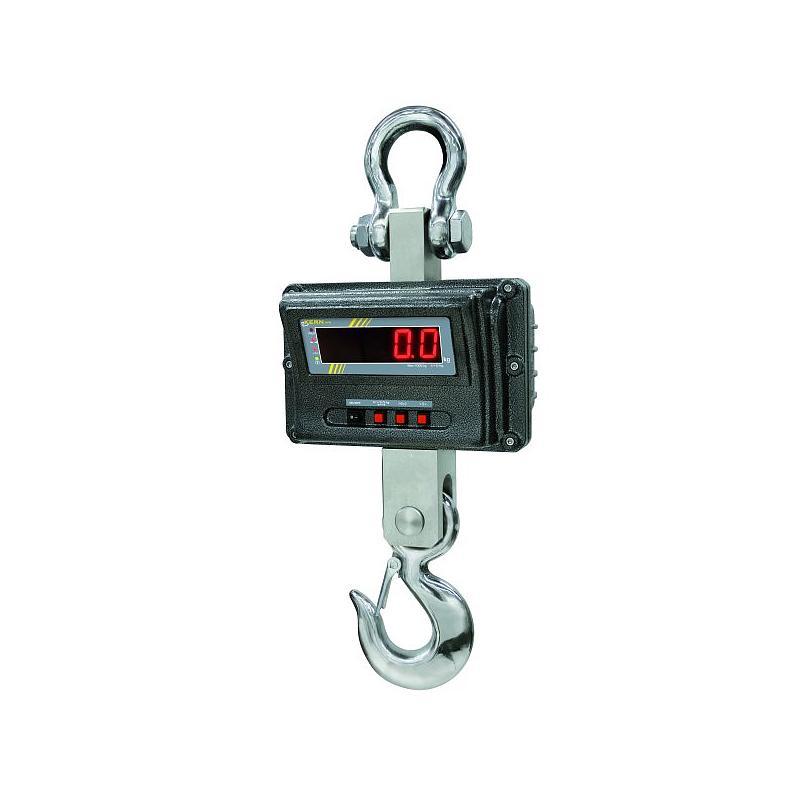 Crochet peseur : crochet de pesée HFM 5T0.5 - Kern
