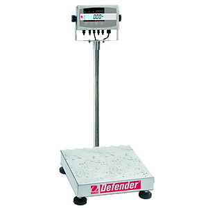 D51XW150WL4-EU-M- Balance Ohaus Defender haute résolution tout inox Métrologie légale