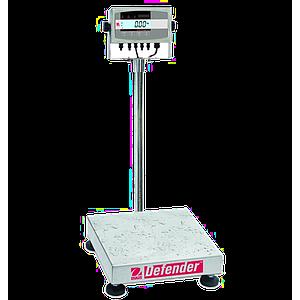 D51XW15WR3-EU-MB - Balance Ohaus Defender haute résolution tout inox Métrologie légale