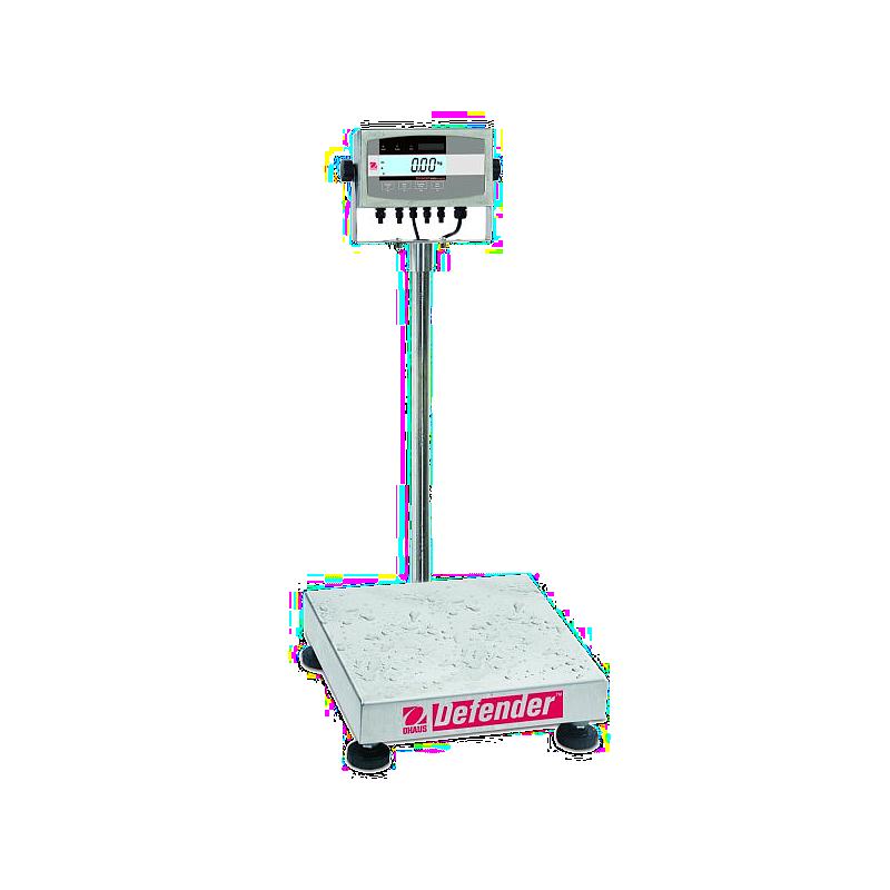 D51XW60WL4-EU-M - Balance Ohaus Defender haute résolution tout inox Métrologie légale