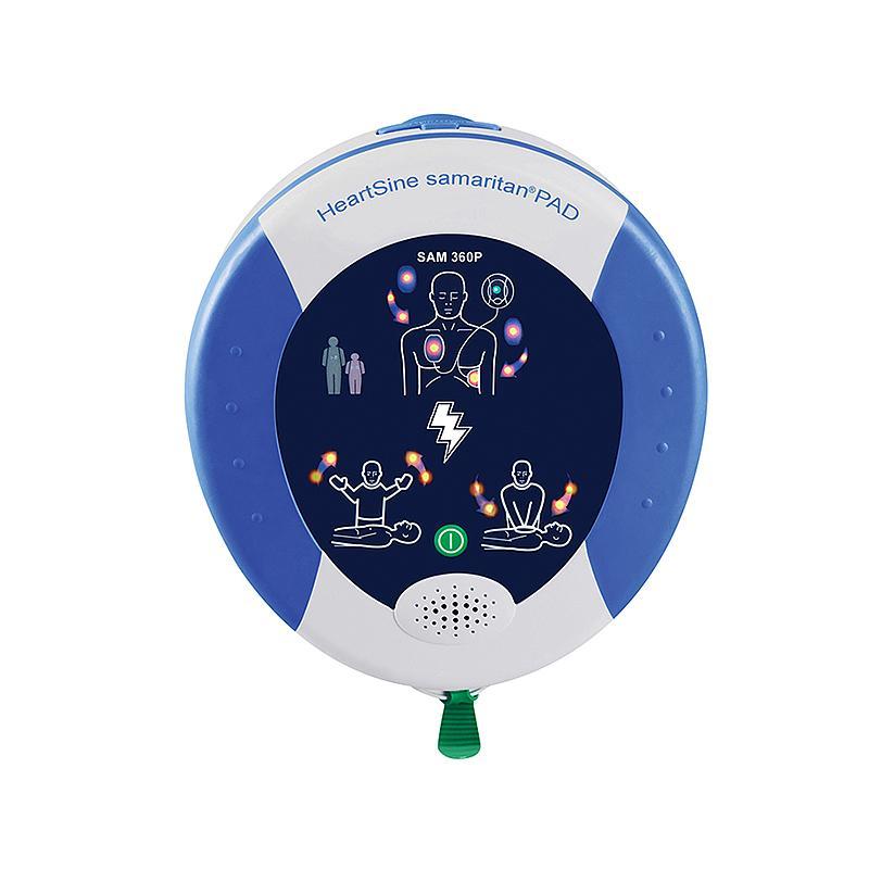 Défibrillateur ENTIÈREMENT AUTOMATIQUE - fourni avec 2 pad pack