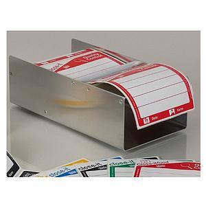 Dérouleur d'étiquettes pour étiquettes 150x150 mm - Bürkle