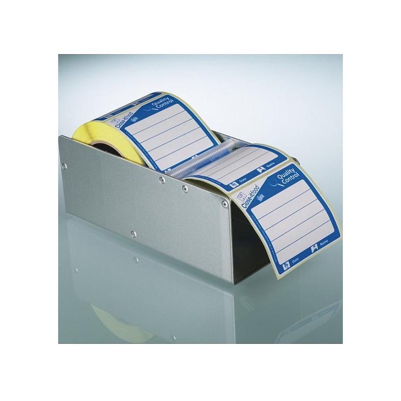 Dérouleur d'étiquettes pour étiquettes 95x95 mm - Bürkle