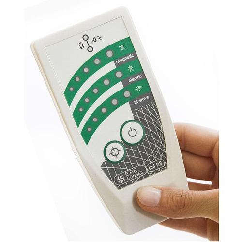 Détecteur d'ondes électromagnétiques ESI 23