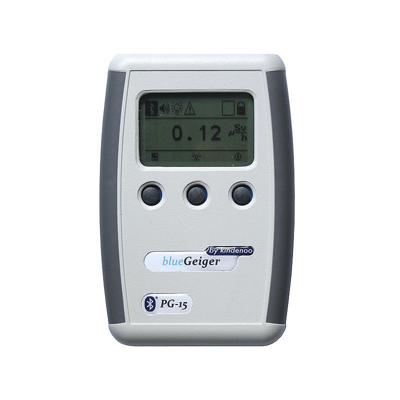 Détecteur de radioactivité : compteur Geiger bluetooth