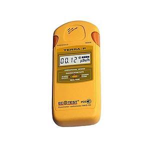 Détecteur de radioactivité : compteur Geiger TERRA P