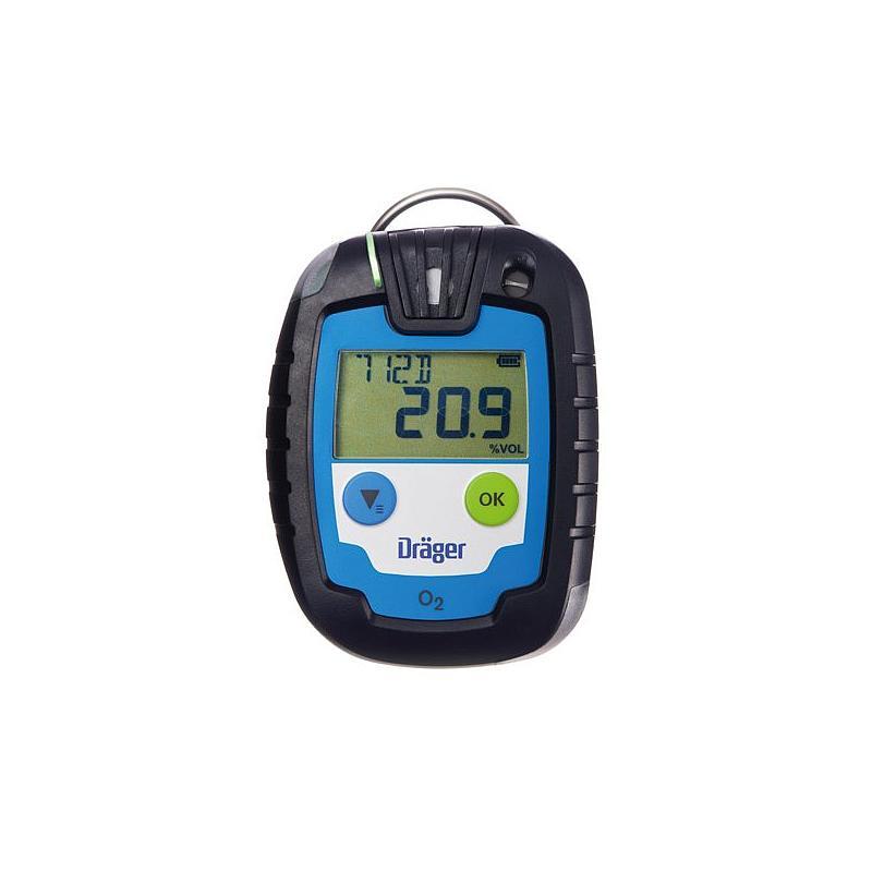 Détecteur monogaz : détecteur d'oxygène (O2) PAC 6000