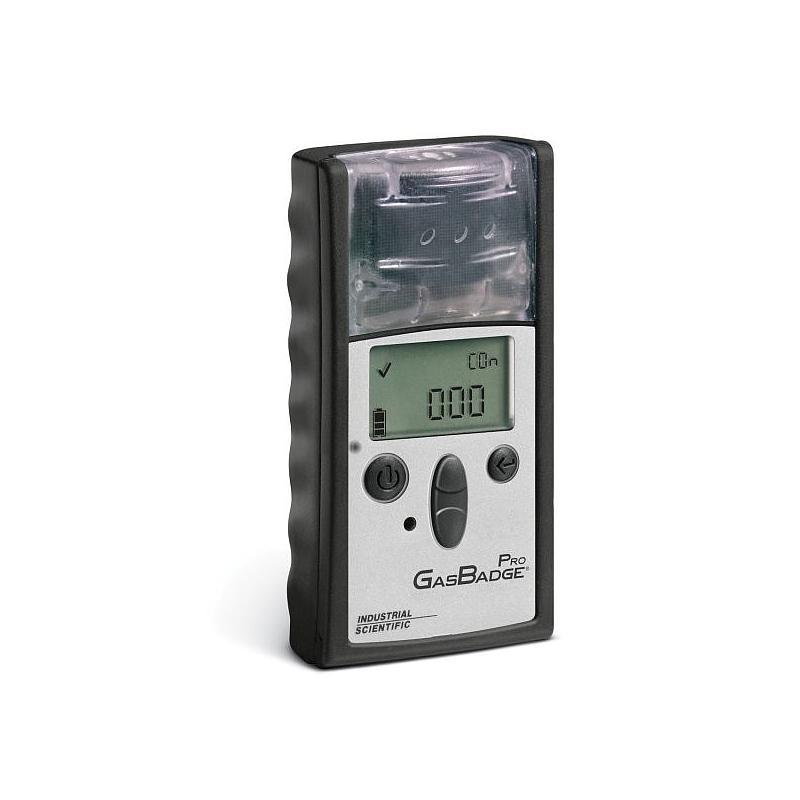 Détecteur monogaz : detecteur de CO portable (monoxyde de carbone) GasBadge Pro