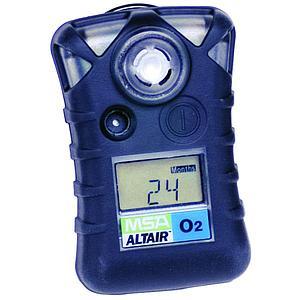 Détecteur monogaz : detecteur de O2 portable (oxygène) Altair - MSA Gallet