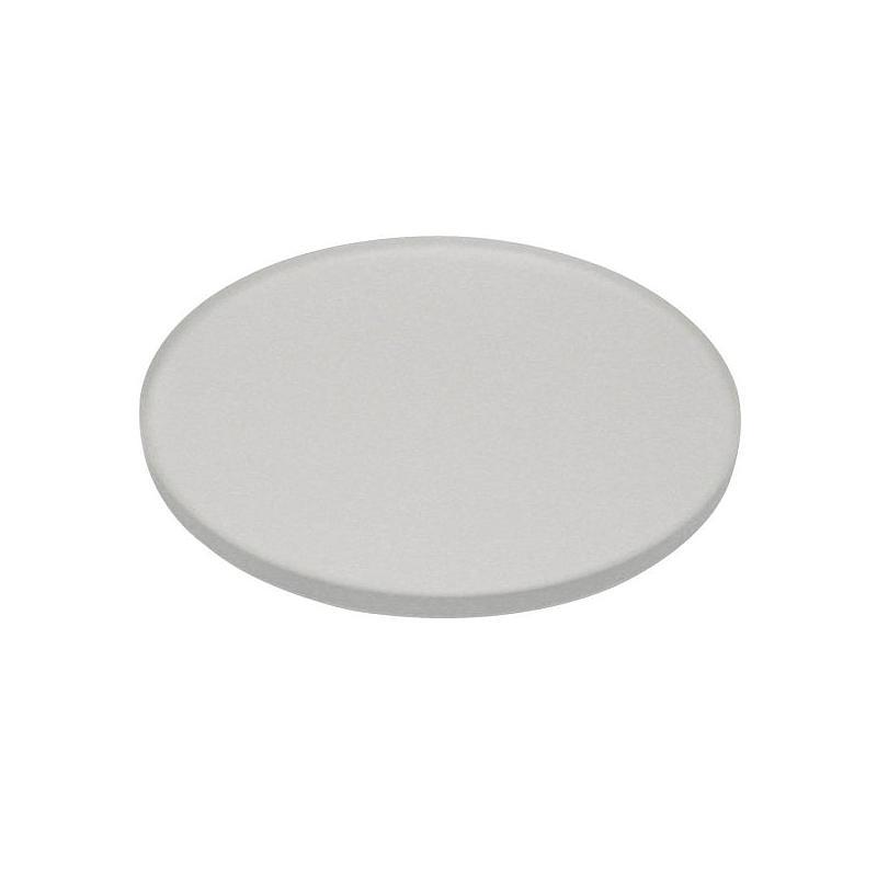 Disque en verre dépoli - Type 2 - Ø 95 mm - Optika