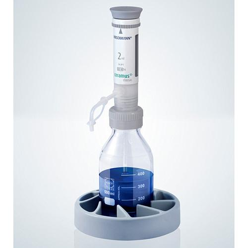 Distributeur Ceramus classic pour dosage manuel - 2.0 ml fixe - Hirschmann