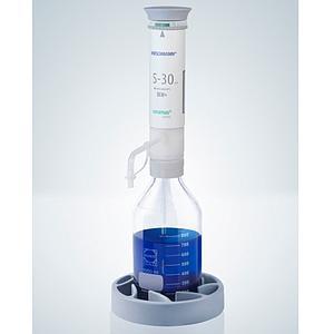Distributeur Ceramus classic pour dosage manuel - 5.0 à 30.0 ml - Hirschmann
