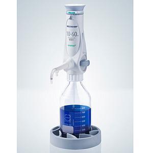 Distributeur Ceramus pour dosage manuel - 10.0 à 60.0 ml - Hirschmann