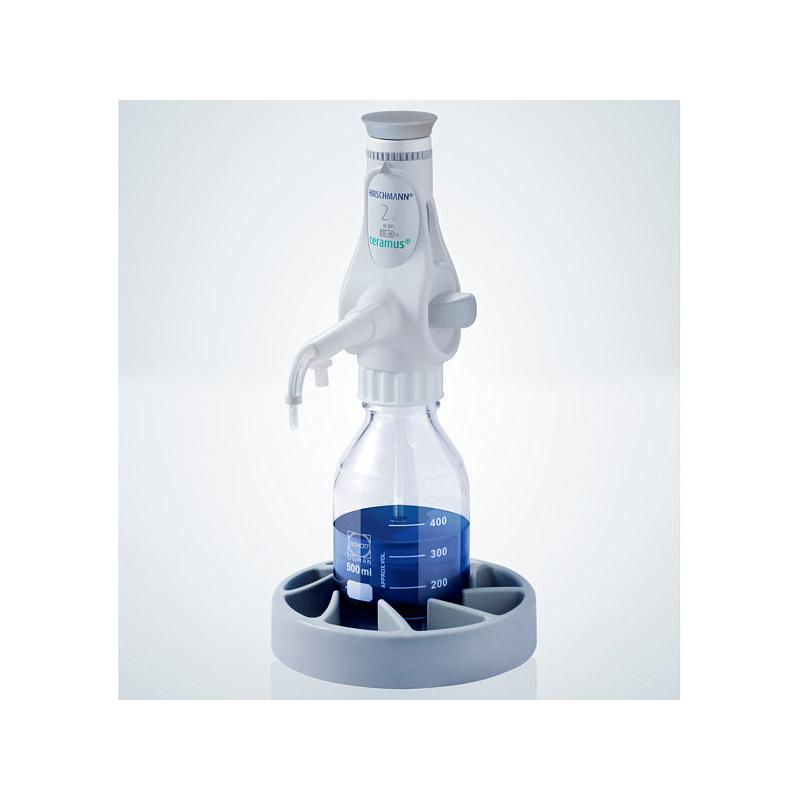 Distributeur Ceramus pour dosage manuel - 2.0 ml fixe - Hirschmann