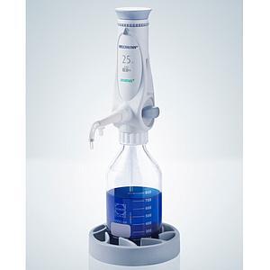 Distributeur Ceramus pour dosage manuel - 25.0 ml fixe - Hirschmann