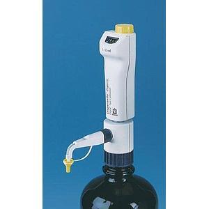 Distributeur sur flacon Dispensette Easy calibration - 0.5...5 ml - Brand