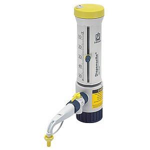 Distributeur sur flacon Dispensette Organic Analogique - 0.5...5 ml - Brand