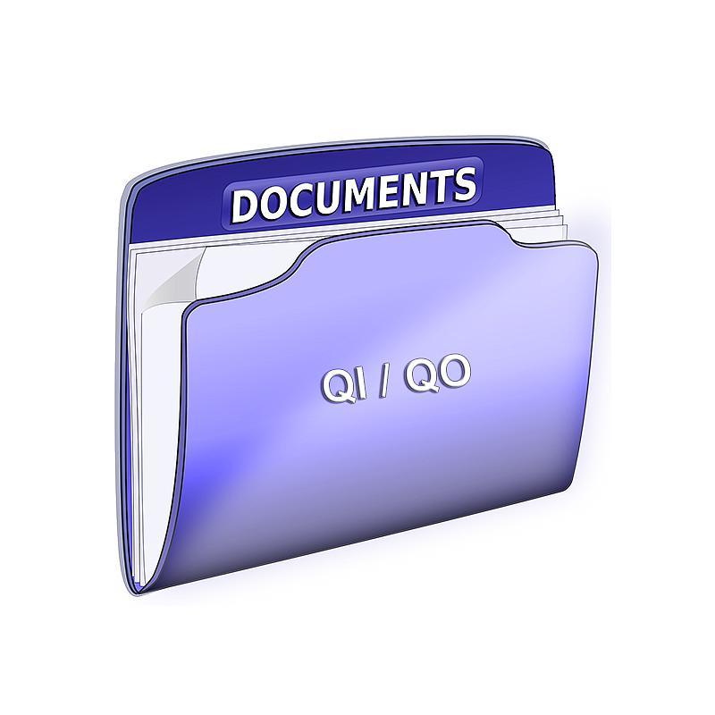 Document QI/QO et liste contrôle PQ - Memmert