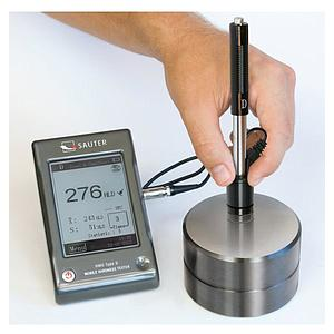 Duromètre tactile mobile Leeb - HMO - Sauter