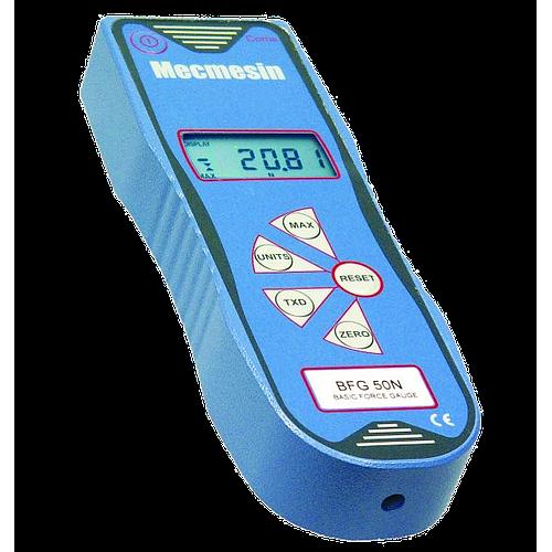 Dynamomètre Digital BFG 500 N - Mecmesin
