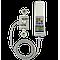 Dynamomètre digital FH 50K - capteurs de mesure externes - SAUTER