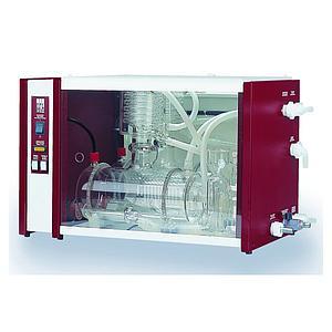 Eau distillée : bi-distillateur en verre 2304 - sans réservoir - GFL