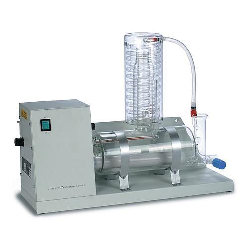 Eau distillée : distillateur en verre D4000 - Stuart
