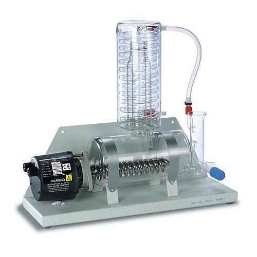 Eau distillée : distillateur en verre W4000 - Stuart