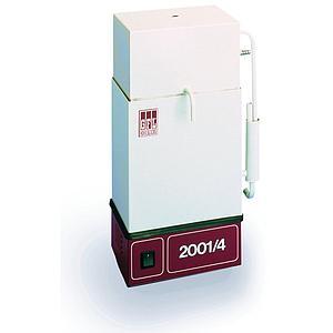 Eau distillée : mono-distillateur 2001/4 - sans réservoir - GFL