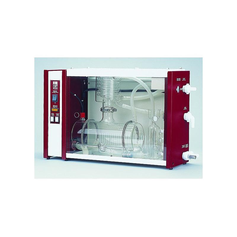 Eau distillée : mono-distillateur en verre 2204 - sans réservoir - GFL