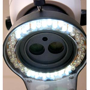 Eclairage annulaire K LED segmentable pour statif K - Zeiss